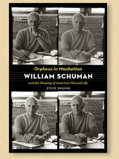 Book Jacket Orpheus in Manhattan